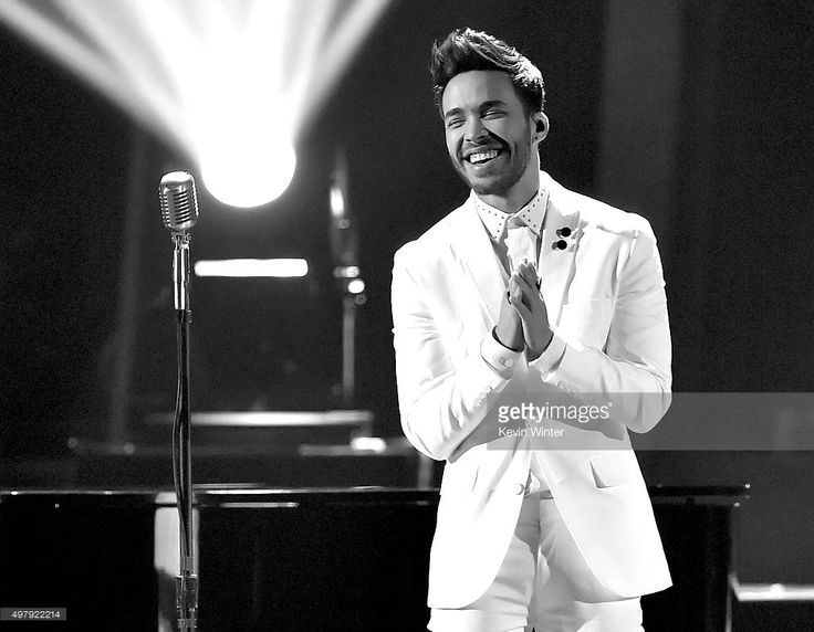 Singer Prince Royce performs onstage during the 16th Latin GRAMMY Awards at the MGM Grand Garden Arena on November 19, 2015 in Las Vegas, Nevada.