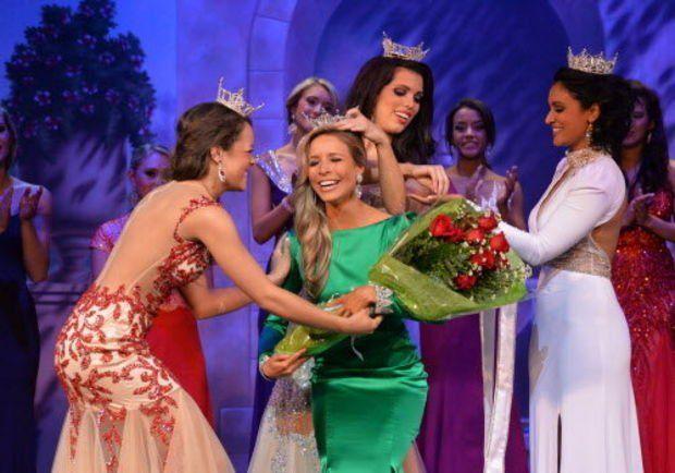 Miss America 2015 for Third Time Miss New York Kira Kazantsev [Recap]