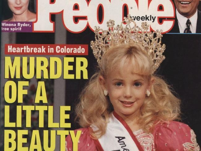 A PRIVATE investigator hired by the parents of murdered six-year-old JonBenet Ramsey has returned to name his top suspect. He's convinced that an electrician named Michael Helgoth was involved and wasn't working alone.