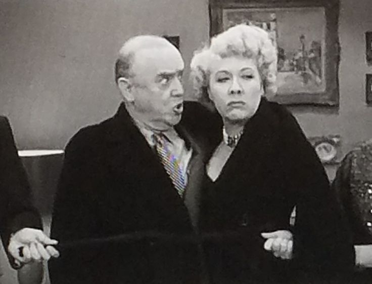 William Frawley and Vivian Vance, who played Fred Ethel, were more than 2 decades apart in age in real life and that disparity caused some real friction on set. Reportedly, they didn't get along and would constantly call one another names. It wasn't until years after the show went off the air that their costars realized the tension they were around every day.