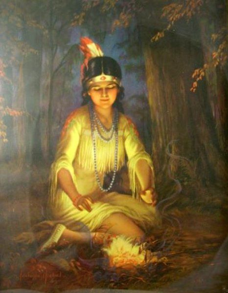 Adelaide Hiebel (1886 – 1968) Firefly: Art Work, American Indian, American Art, Fireflies Adelaide, Native Dreams, American Native, Art Nativo, Adelaide Hiebel, Native American