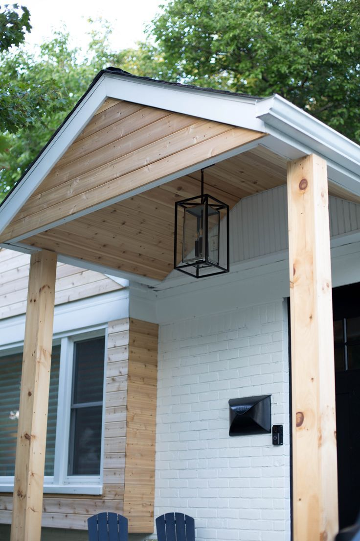 Our Guide To Exterior Lighting Clark Aldine Front Porch