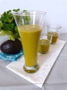recipe: broccoli carrot smoothie