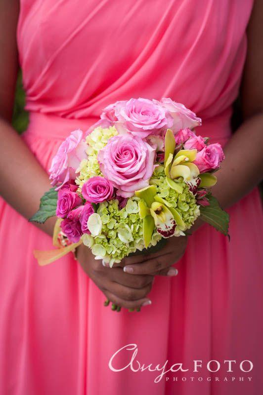 anyafoto.com, wedding bouquet, bridal bouquet, pink bouquet, green bouquet, pink roses, rose bouquet, spring bouquet, pink wedding