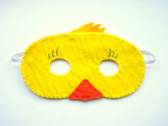 Hey, I found this really awesome Etsy listing at https://www.etsy.com/listing/175719792/pdf-pattern-duck-mask-sewing-tutorial