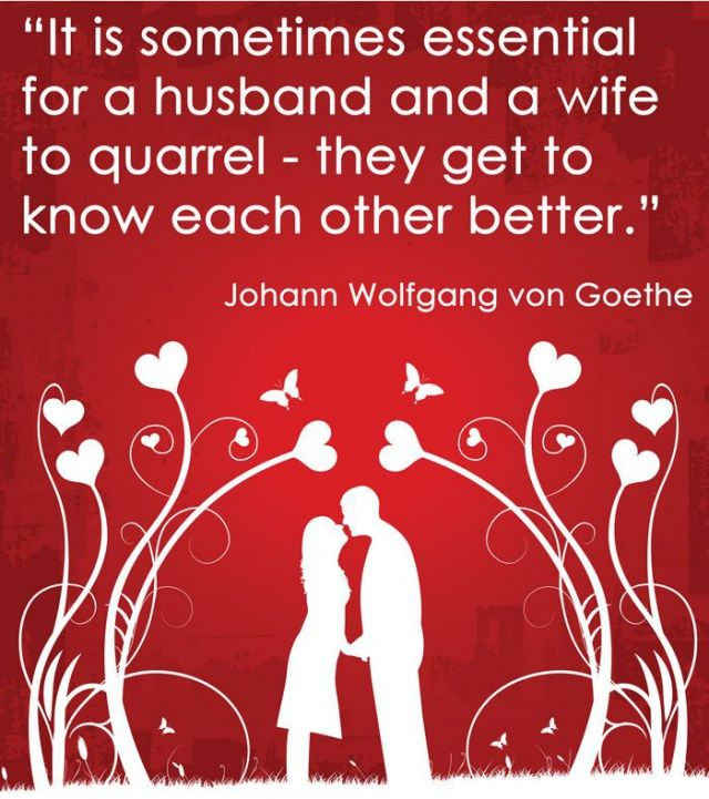 10 Romantic and Funny Quotes About Married Life - Dreamwedding