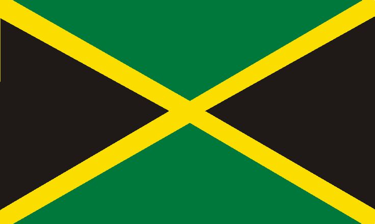 Flag of Jamaica | picture of jamaican flag from internet resources Jamaica flag ...