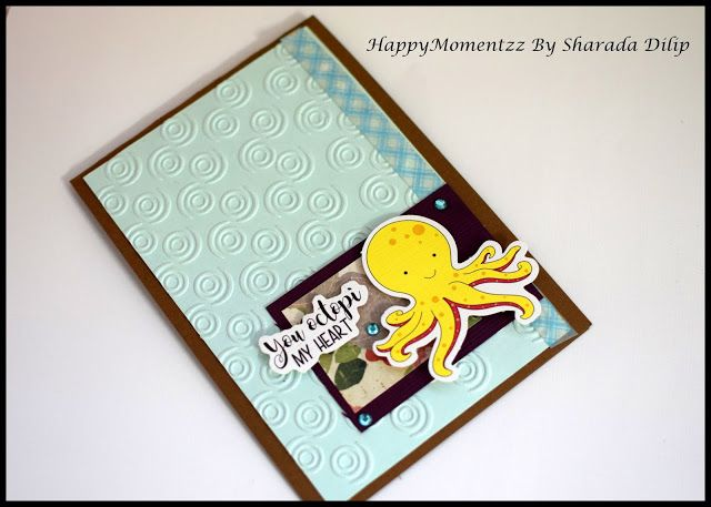 HappyMomentzz crafting by Sharada Dilip: Valentines 6 cards with 1 embellishment pack