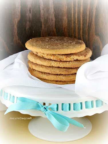 Cinnamon - Vanilla Monster Cookies Recipes — Dishmaps