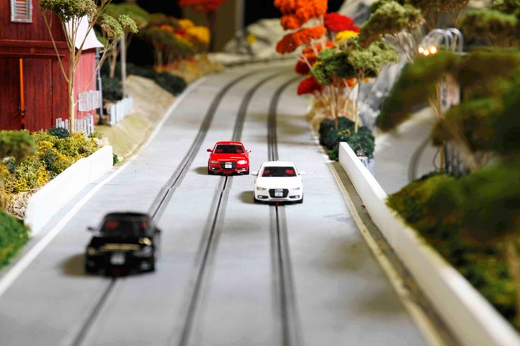 1 | Audi Canada Reinvents the Test Drive With... Slot-Car Racing | Co.Create: Creativity \ Culture \ Commerce