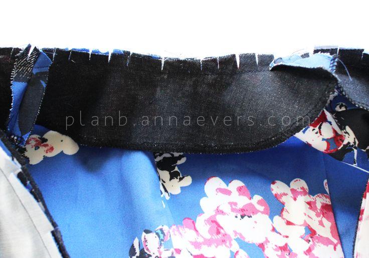 Plan B anna evers DIY SS Jacket step 9