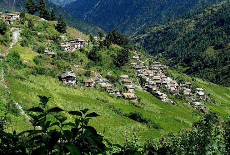 Pina- A village very close to Rara Lake!