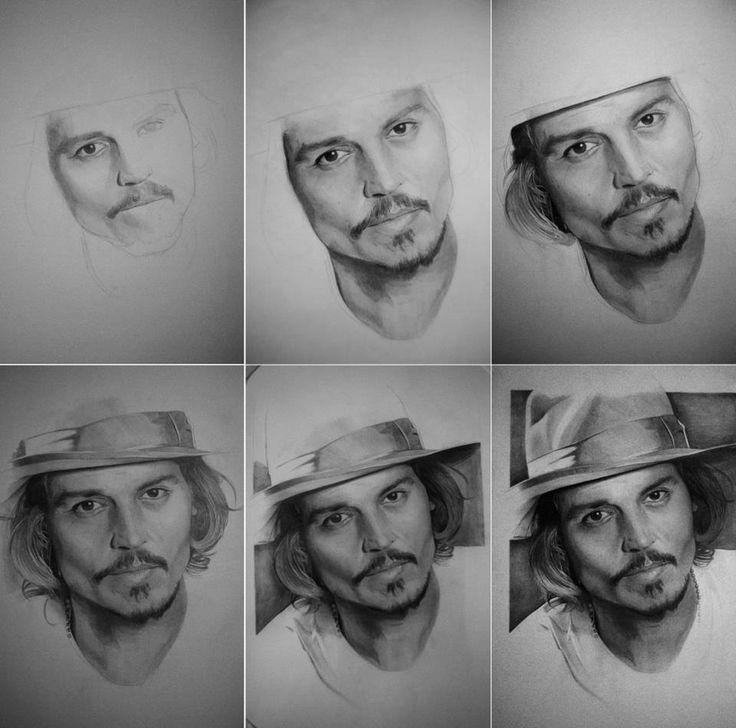 how to do pencil sketching pdf