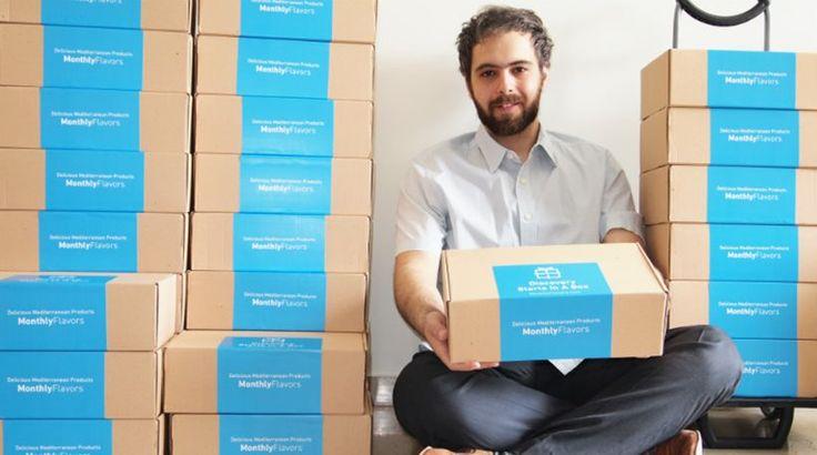 Ενα κουτί γεμάτο μεσογειακές γεύσεις