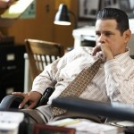 Raymond Cruz as Julio Sanchez on The Closer. SO powerful.