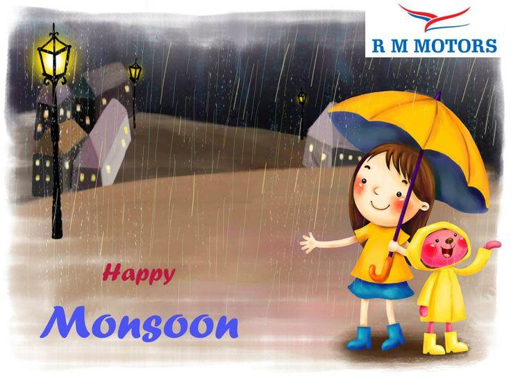 RM Motors wishes you a #HappyMonsoon
