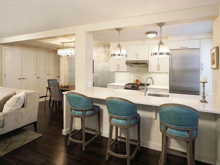 26 best Modern Glam Apartment Renovation images on Pinterest ...