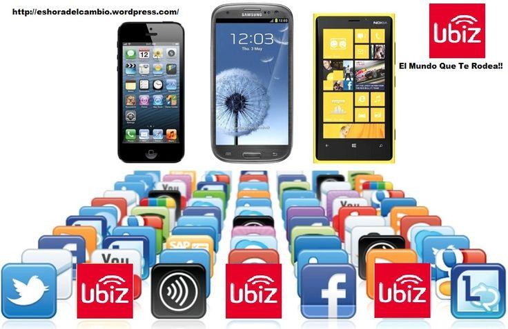 La Mejor Manera De Predecir El FUTURO... Es CREARLO!!!  ¡Prueba Ubiz! Descarga y conoce la nueva app que te trae BizBiz.mobi  http://www.bizbiz.mobi/eshoradelcambio http://eshoradelcambio.wordpress.com/