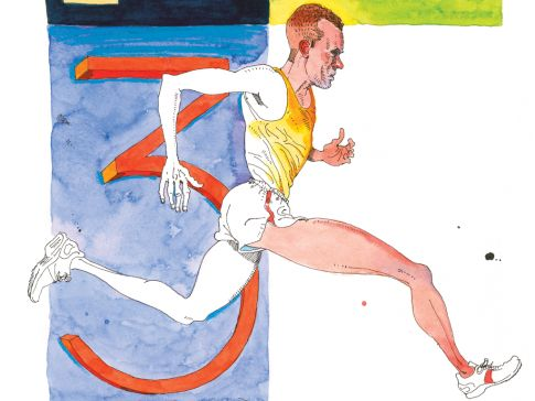 Maraton w 3 dni w tygodniu