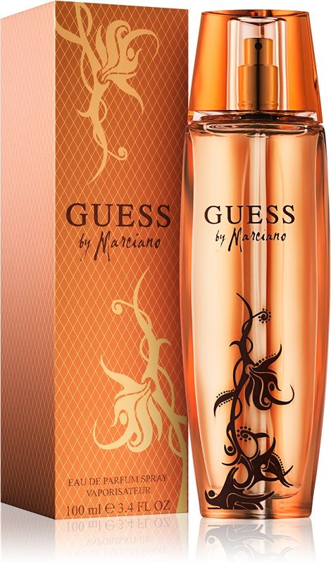 2019 的 Guess By Marciano This Female Guess Perfume Presented In