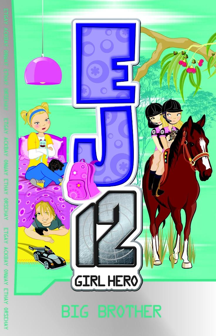 Scholastic Australia | February 2013 | EJ12 Girl Hero: Big Brother by Susannah McFarlane