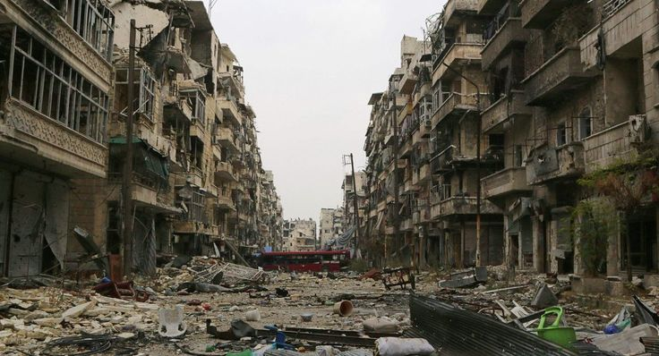 Syria - Unbelievable?                                                                                                             You bet not. It is happening right in front of your eyes.