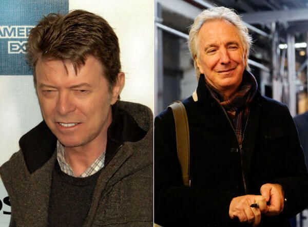 Cafe Gradiva: David Bowie, Alan Rickman si cateva ganduri despre...