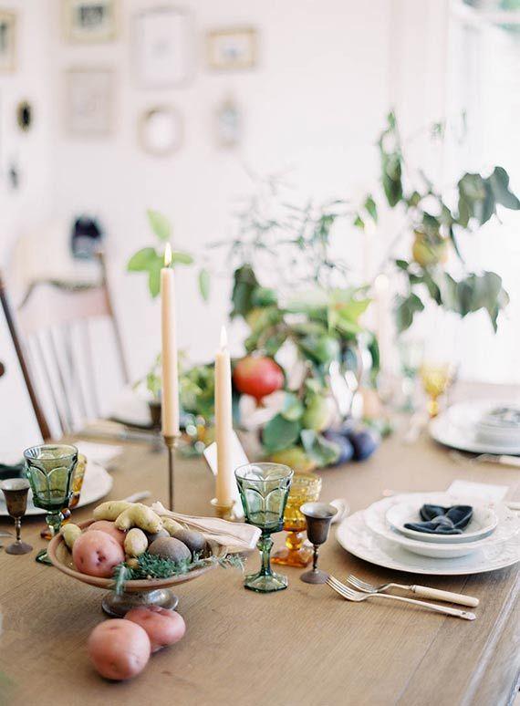 Velvety green wedding inspiration   Photo by Jen Huang Photography   100 Layer Cake