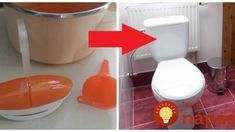 Tento nápad som odkukala od sestry a odvtedy neriešim vodný kameň vo WC: Namiesto drahej chémie dajte do misy tento lacný zázrak!