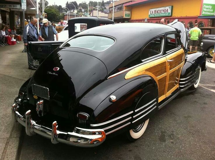 1947 Chevrolet Fleetline Country Club
