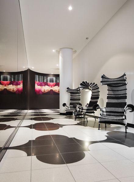 Signorino terrazzo in Elenberg Fraser's Lilli Apartments #terrazzo  #naturalstone #quartz #interiordesign #architecture