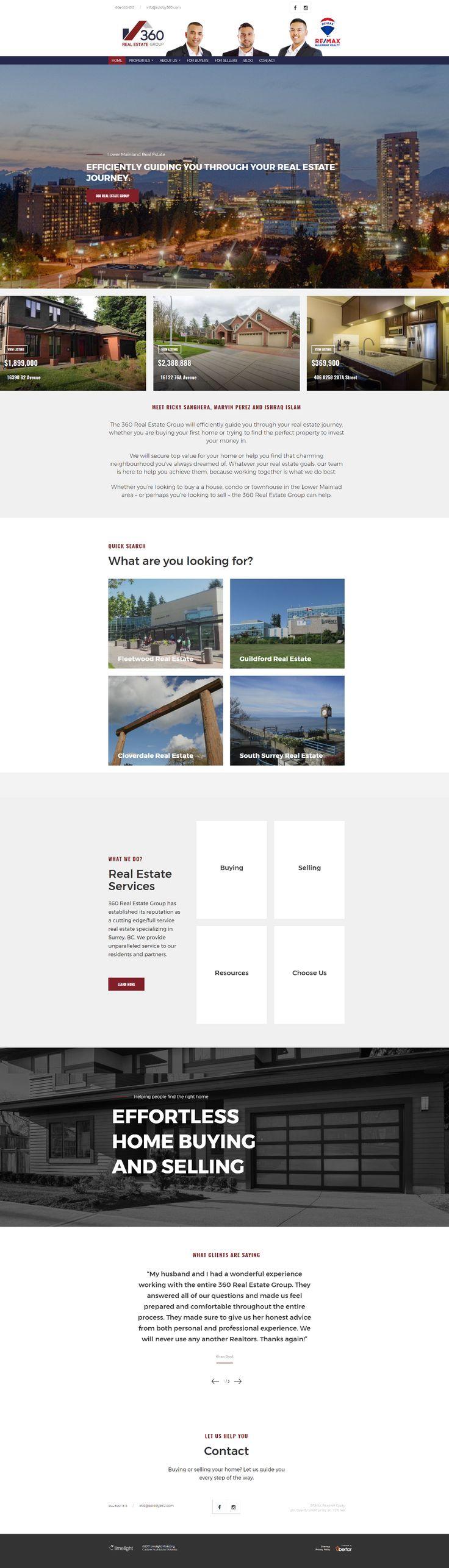 319 best Website Designs images on Pinterest | Website designs ...
