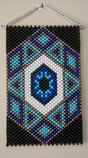 Mandala ojo turco