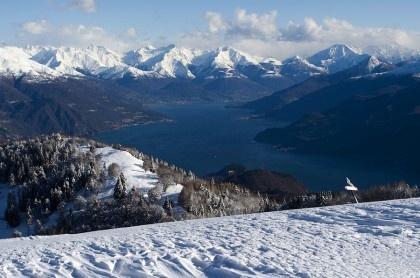 snow means ski time..