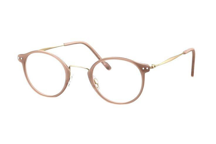 TITANflex 820756 20 Brille in gold/sand matt | Die Korrektionsbrillenbrillen von TITANflex zeichnet sich durch eine moderne, schlichte Form aus. Die Brillenbügel unterstützten die Fassung hervorragend. Durch das geringe Gewicht und die hochwertige Verarbeitung lassen sich diese...