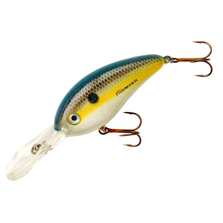 D2 Fishing - Bomber Fat Free Fry, $5.89 (http://www.d2fishing.com/bomber-fat-free-fry/)