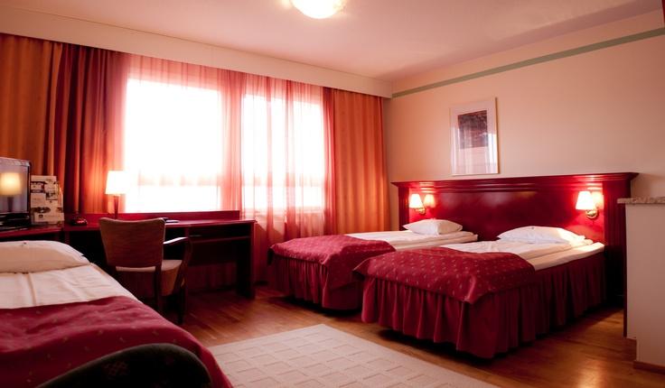 BW Hotel Samantta - Familyroom
