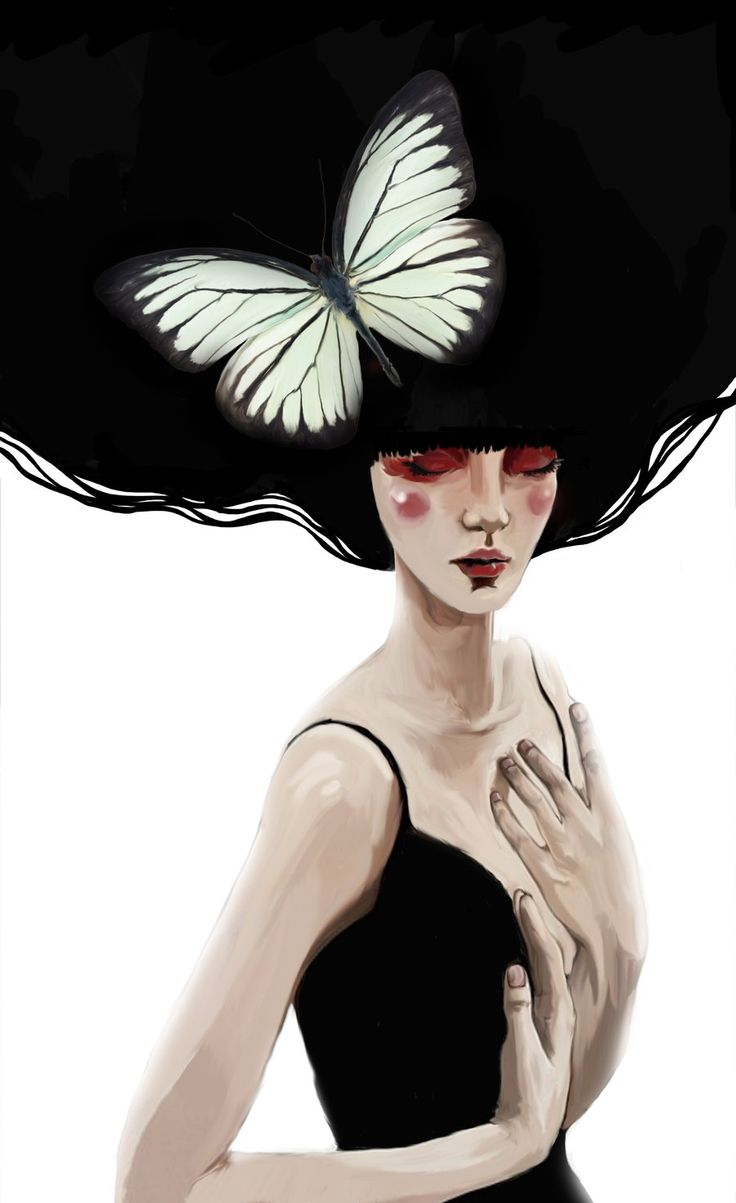 butterfly by ~Dasha-Crawford on deviantART