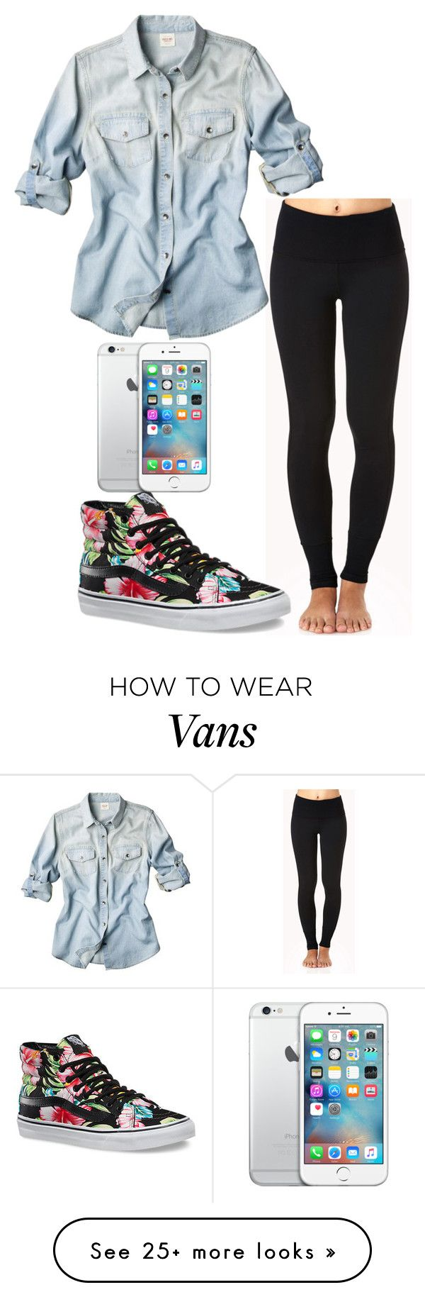 """Christmas Morning"" by cookiescakeandhulahoops on Polyvore featuring Forever 21 and Vans"