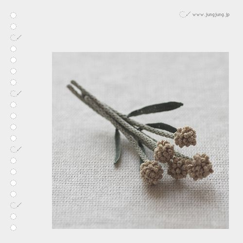 Botanical crochet 2