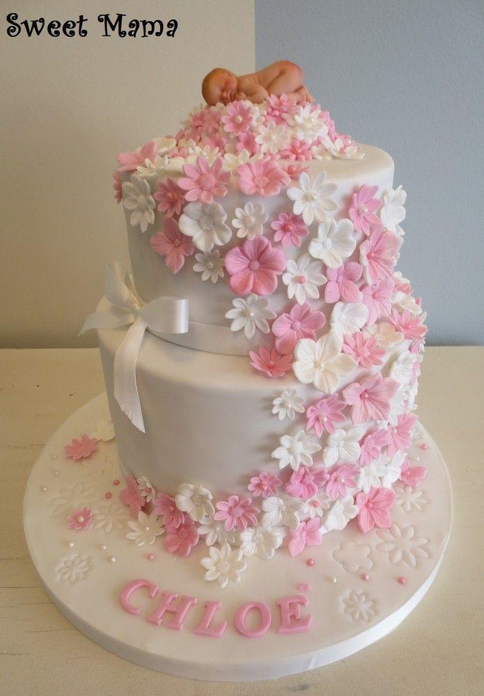 Famoso Oltre 25 fantastiche idee su Torte battesimale su Pinterest  OM99