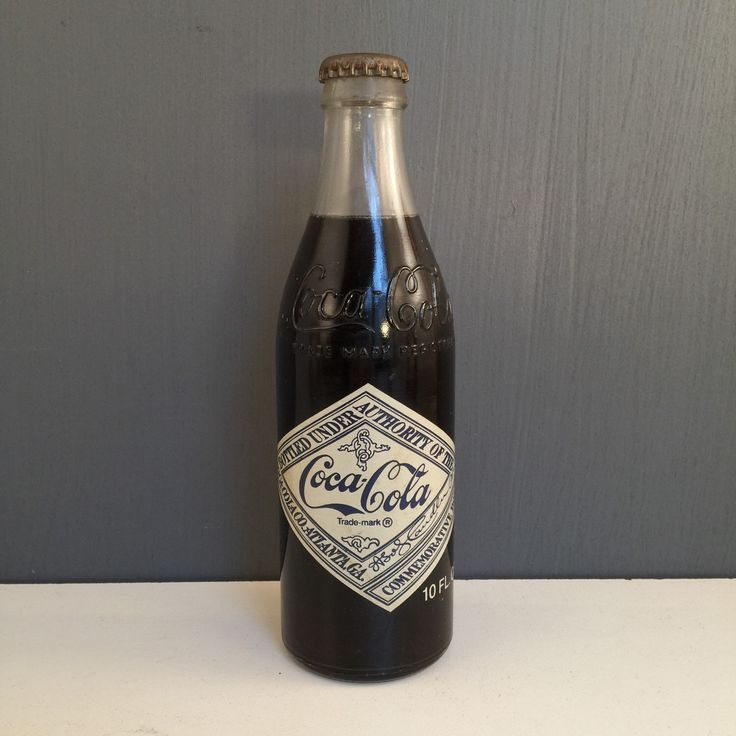 A personal favorite from my Etsy shop https://www.etsy.com/listing/263432278/atlanta-coca-cola-bottling-company-75th