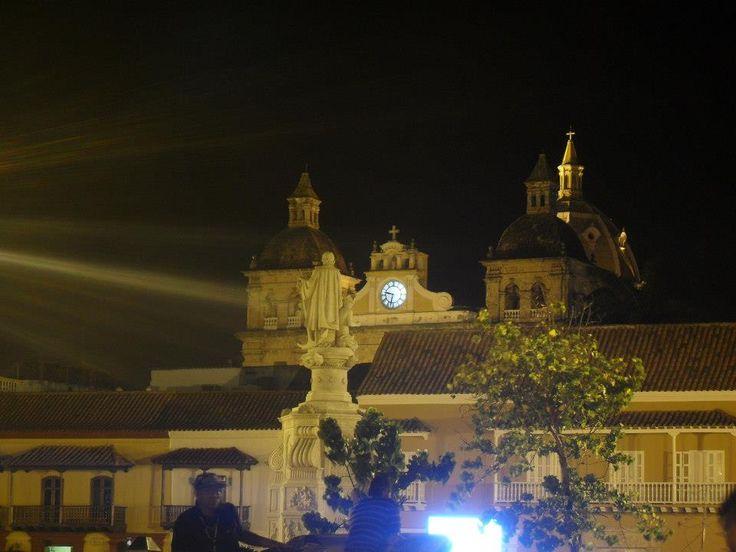 Basilica di St. Peter, Cartagena de Indias