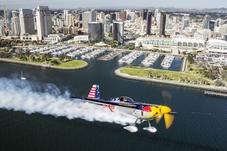 Long-Awaited Return of Red Bull Air Race to San Diego Is Just Days Away