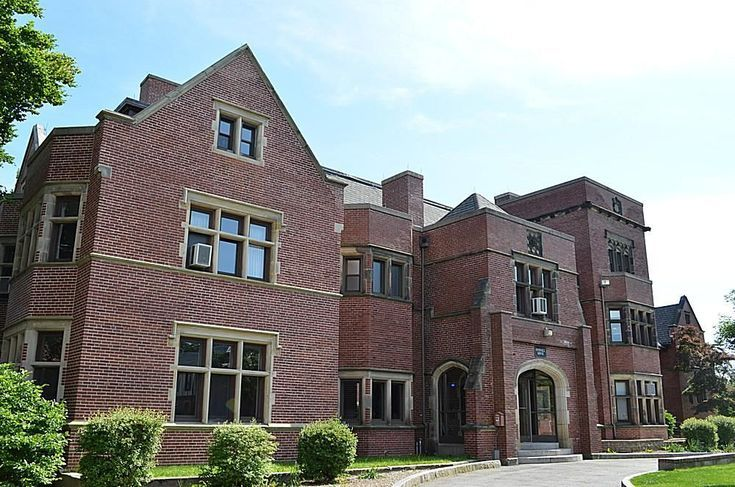 Explore the Boston College Campus in This Photo Tour: O'Connell House at Boston College