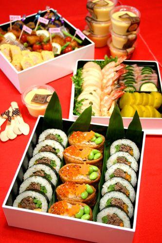 幼稚園の運動会のお弁当2011☆運動会!! - ぱおのおうちで世界ごはん☆