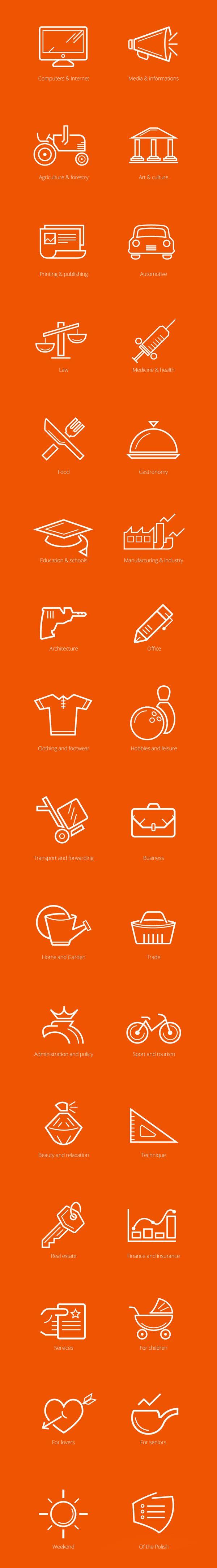 Firmy.net - Icons