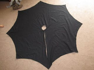 DIY Project Crazy: Halloween Costumes on a Dime--Capes looks easy and awesome