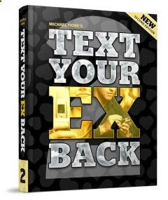 Book cover of Text Your Ex Back