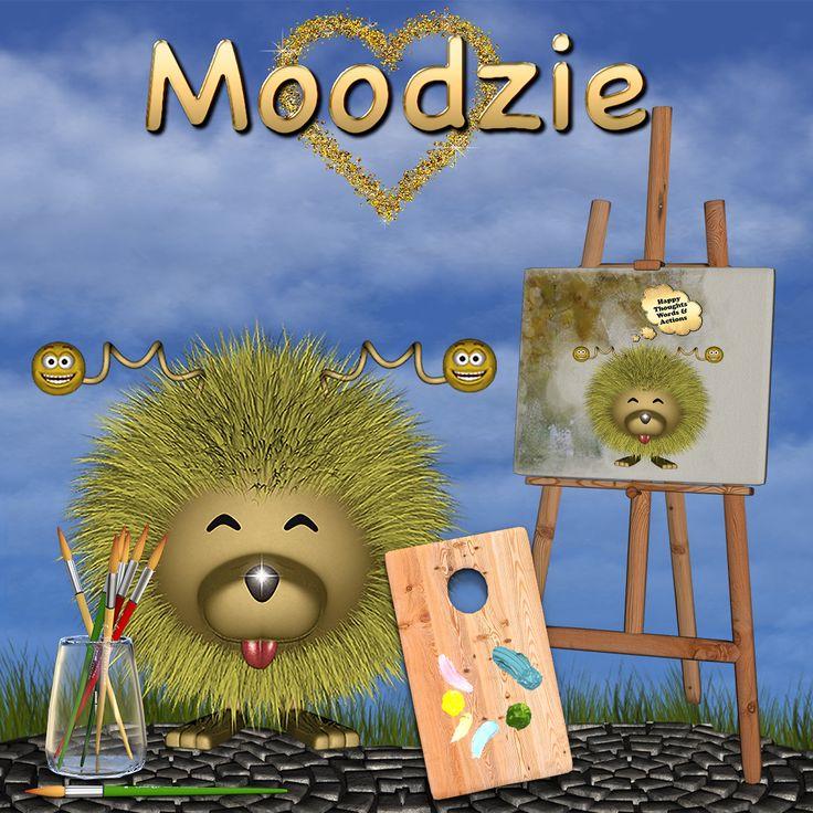 Moodzie Loves Art - Life Learning Apps